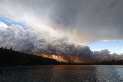 What Is Causing Wildfires To Burn Earlier And Longer?