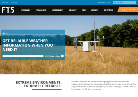 FTS Launches New Website