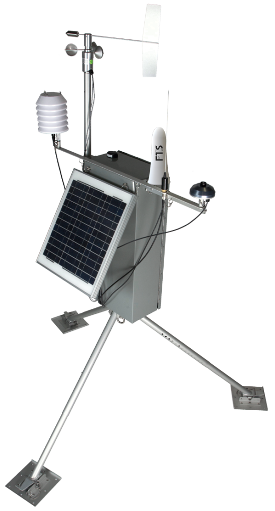 Fts Quick Deploy Portable Weather Station Fire Weather