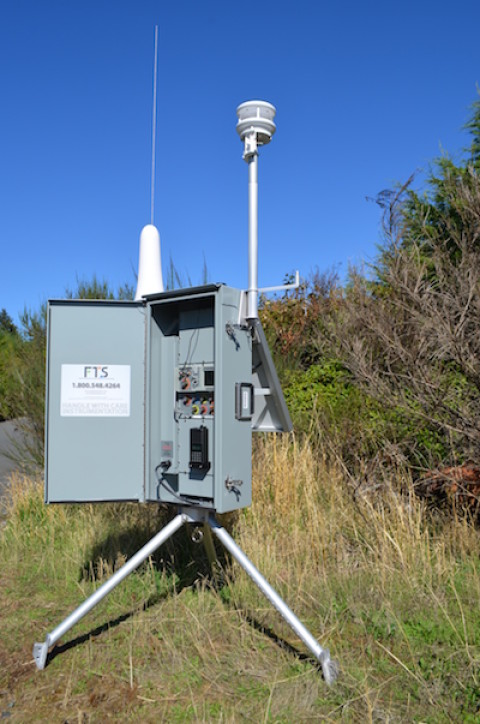 FTS launches new precise and reliable H-Series Quick Deploy portable weather stations for the hydrological and meteorological markets
