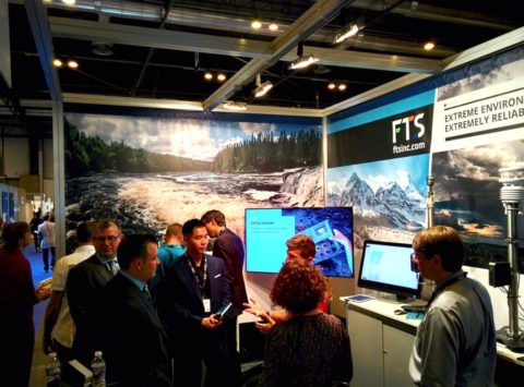 FTS is Exhibiting at the World's Largest Meteorological Event