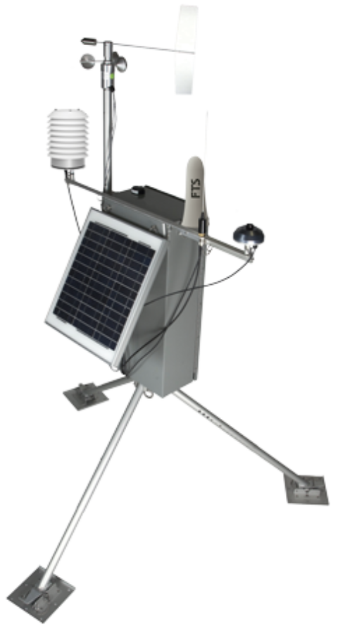 Key Benefits of the Quick Deploy Portable Weather Station