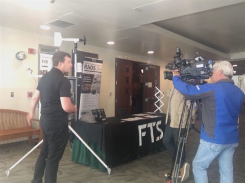 FTS in the News at Wildfire Technology Innovation Summit
