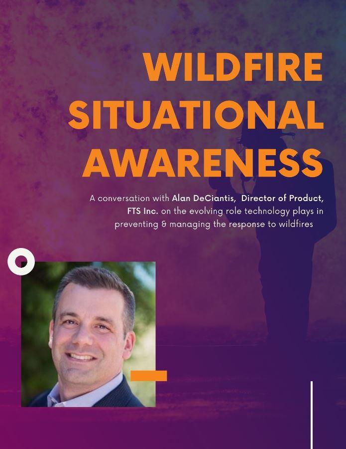 Wildfire situational awareness