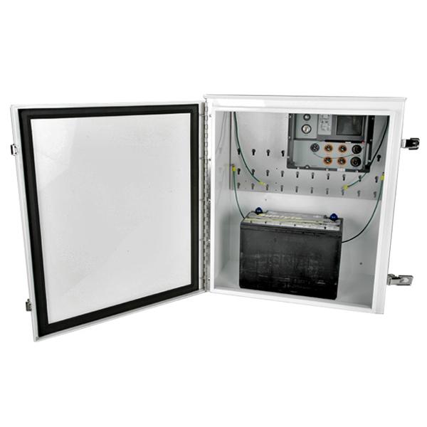 small equipment enclosure